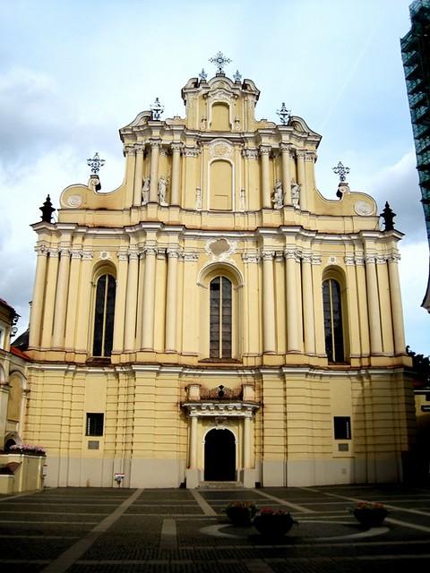 iglesias de Vilnius