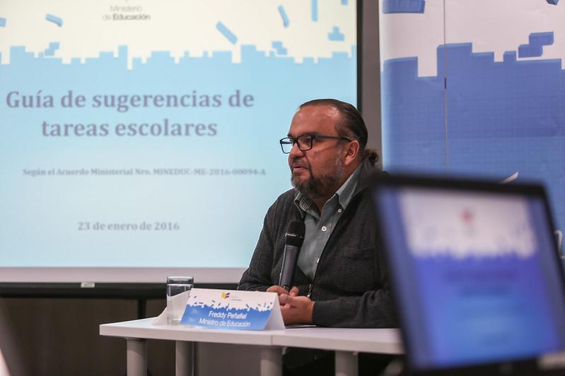 Conversatorio con Medios: Ser Bachiller - Tareas Escolares