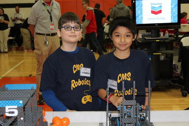 VEX IQ Robotics 1st Place