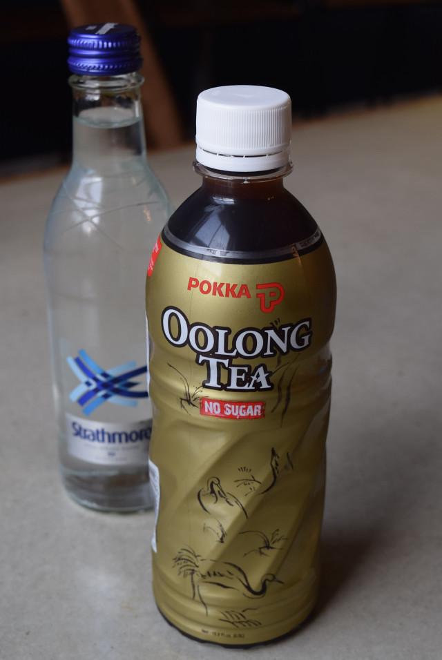 Oolong Tea at Kyoto, Canterbury | www.rachelphipps.com @rachelphipps