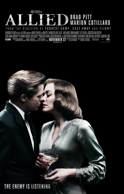 Allied - Poster 1