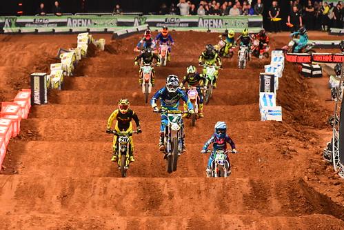 Supermini, Arenacross Tour, Birmingham 2017