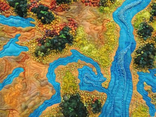 Kamchatka by Nancy Steidle - Detail