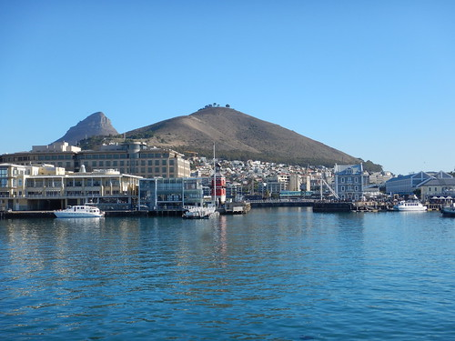 Signal Hill and Lion's Head