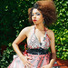 Photo- Trask Bedortha  Dress - Ariana Schwartz - Hair - Gwynne McLaughlin - Studio Mantra Make up art - Marisa Shute - 06
