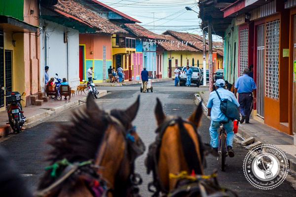Horse Carriage Tour Granada Nicaragua