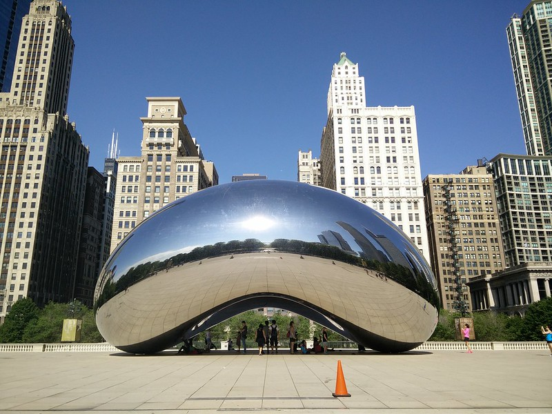 Cloudgate in Chicago | packmeto.com