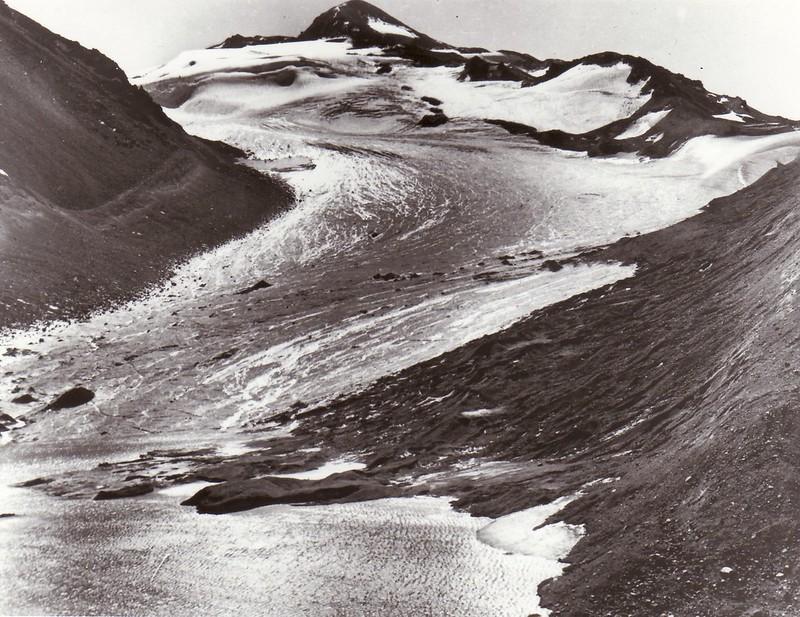 Collier Glacier 1936