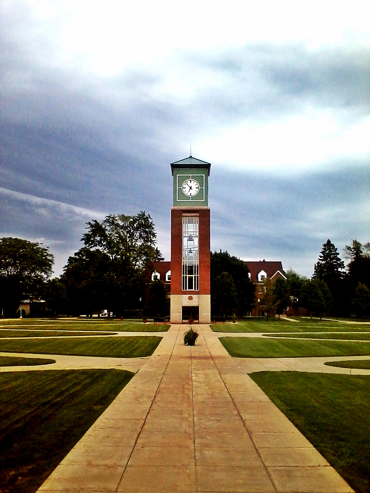 Spring Arbor University Clock Tower