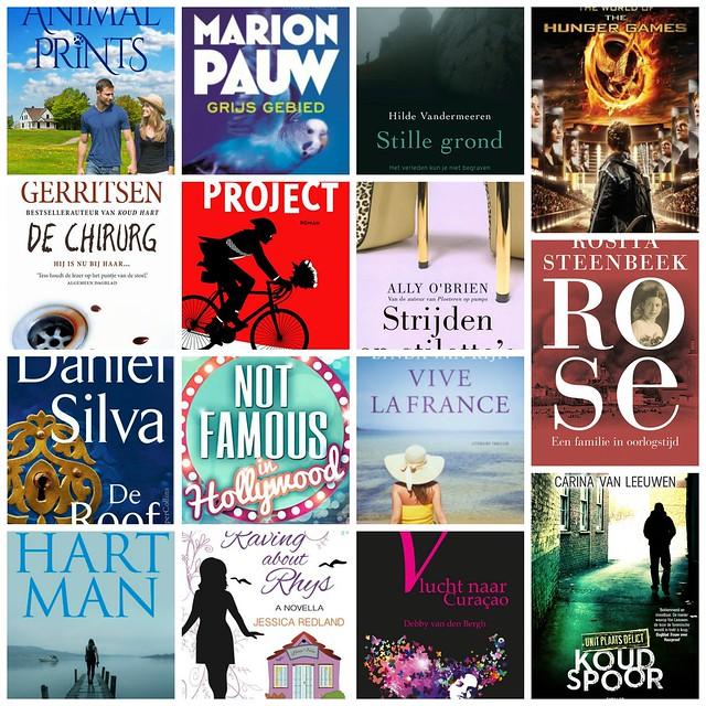 Gelezen boeken juni