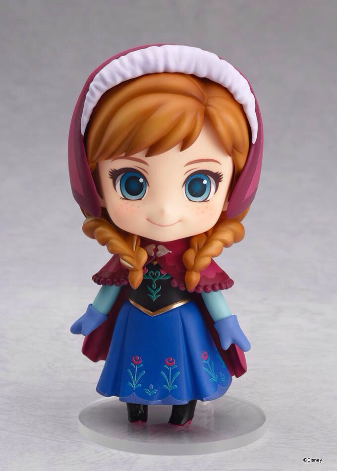 Nendoroid Anna (Frozen) - Charlie - Flickr