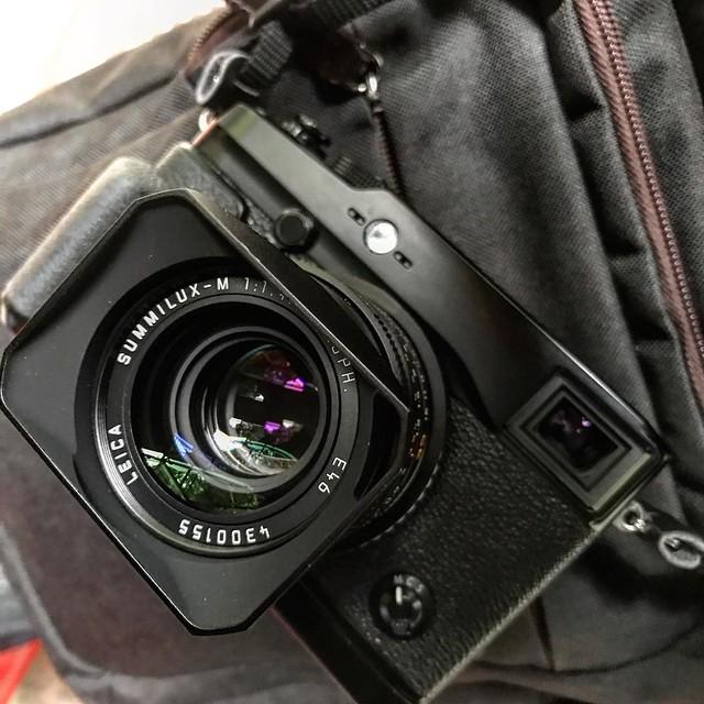 Leica 35mm f1.4 11663 Xpro1 馬屎埔之最期