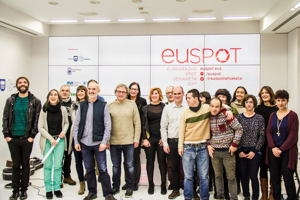 Euspot 2017-aurkezpena
