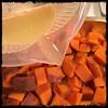 #baked #sweetPotato #yam #homemade #CucinaDelloZio -