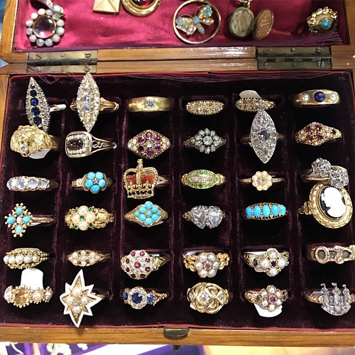 Miami Antique Show | Gem Gossip