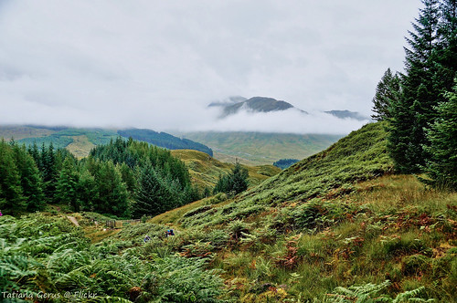 West Highland Way - Crainlarich to Tyndrum