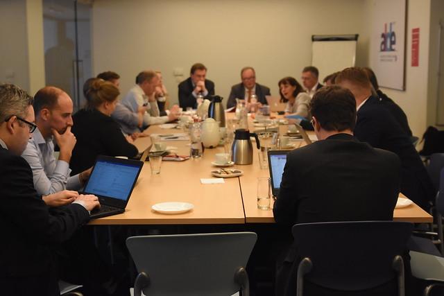 ALDE Party Bureau meeting 7th February 2017