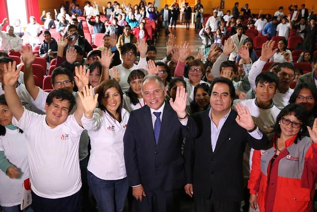 03.02.2017 El MTPE capacitó a emprendedores de la región Junín