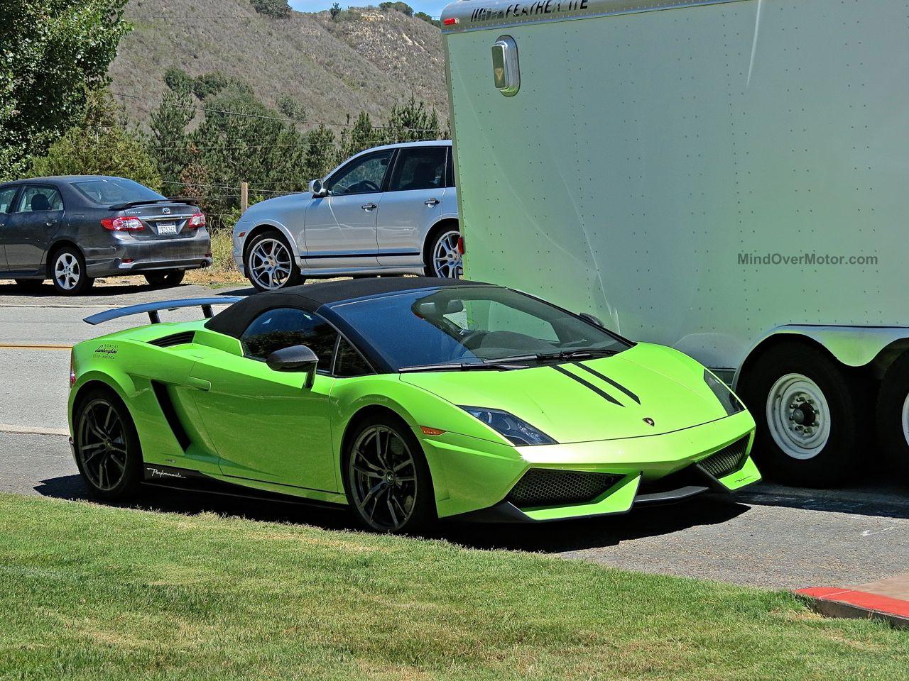Lamborghini Gallardo Spyder Performante Carmel CA