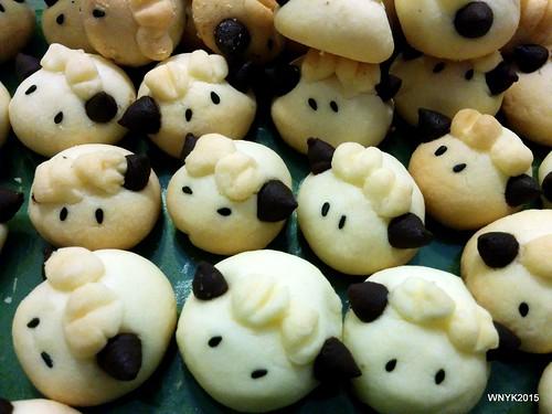 Baa-Baa Lamb Biscuits
