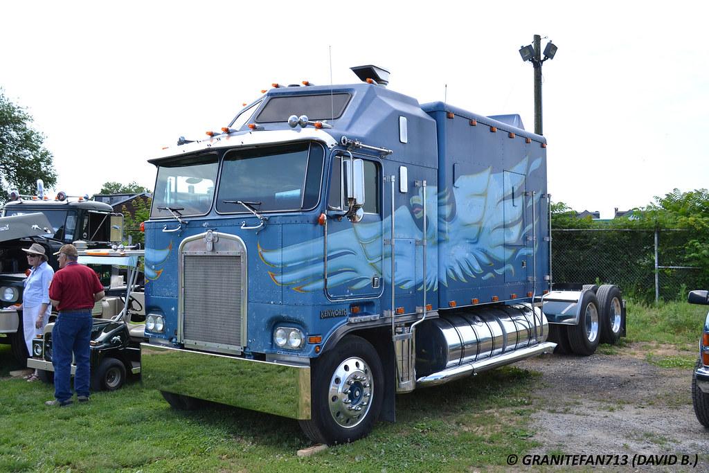 Kenworth K100 Big Bunk Sleeper Trucks Buses Amp Trains