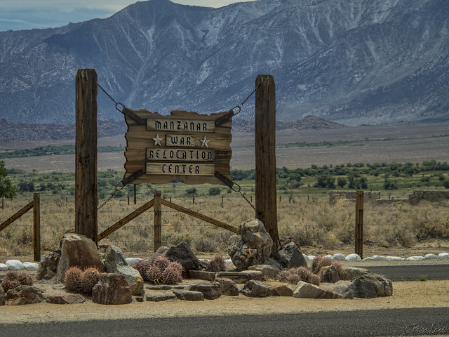 Manzanar War Relocation Center