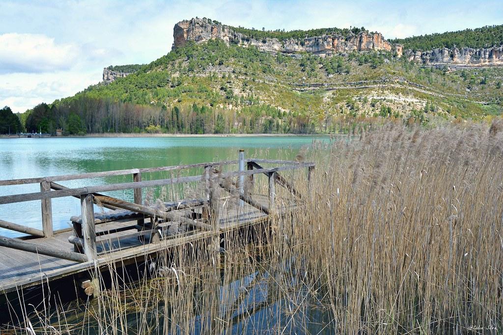 Serranía de Cuenca (9) Embalse de Uña
