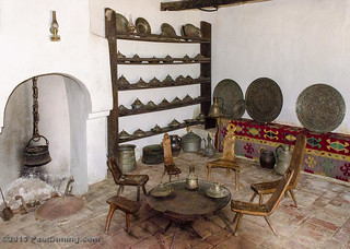 Guest House Kitchen @ The Ethnological Museum - Pristina, Kosovo | by Paul Diming