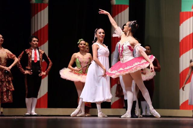 """Ballet Nacional de Guatemala complace con nuevo montaje de """"El Cascanueces"""""""