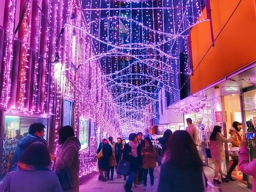xmas at Shinjuku