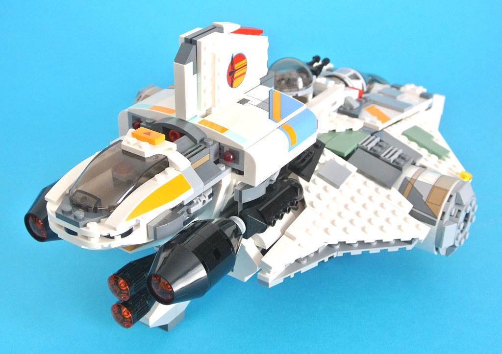 Review: 75170 The Phantom | Brickset: LEGO set guide and database