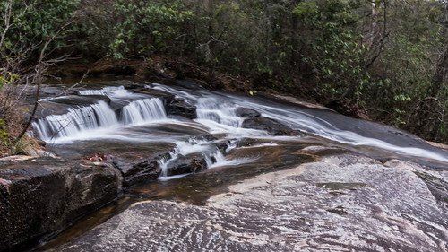 Near Wintergreen Falls - 1