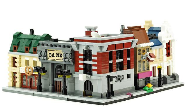 Lego City Fire Station Instructions Youtube
