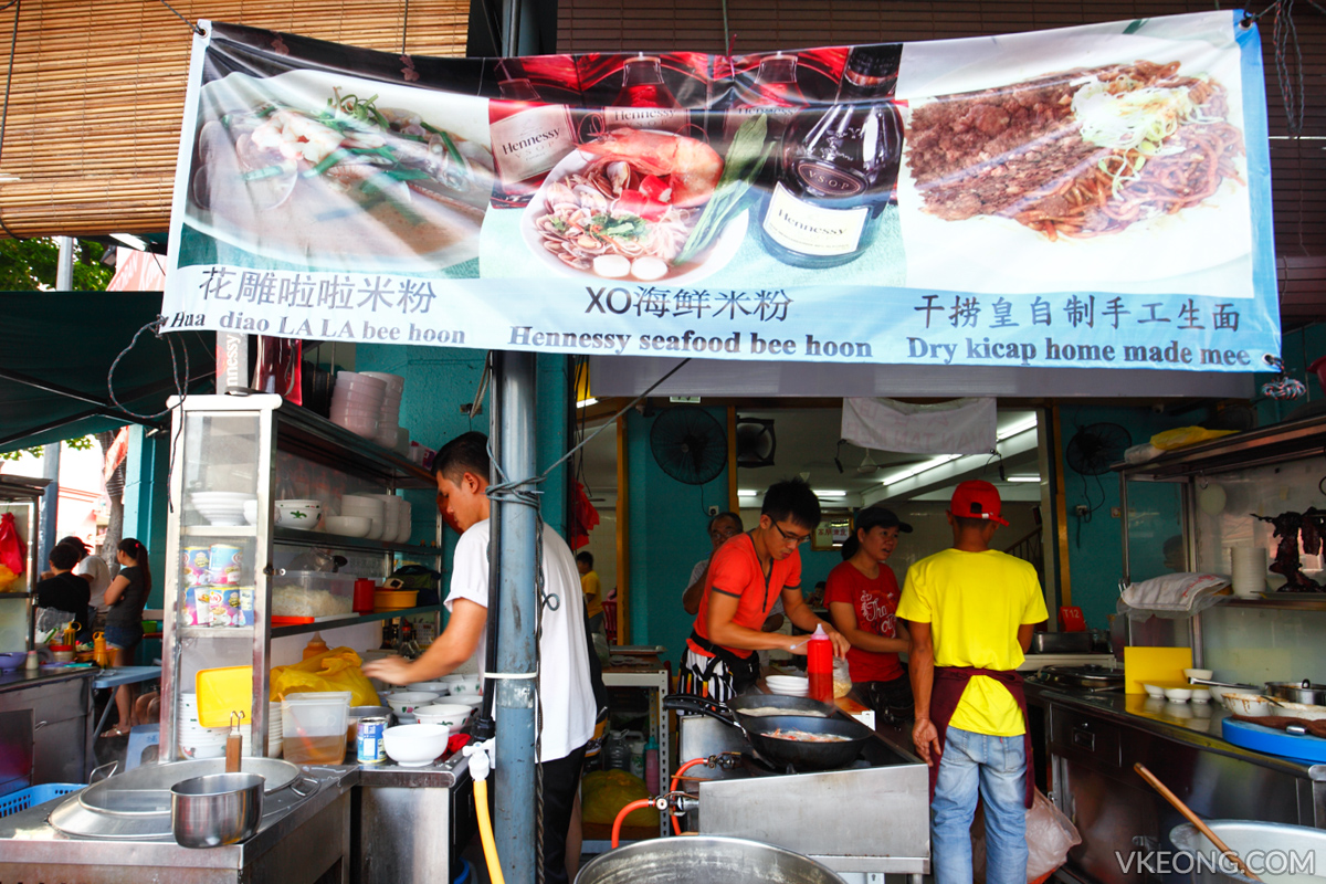 Seafood Noodle Stall Kepong