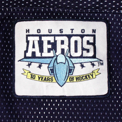 Houston Aeros 2003-04 GW P