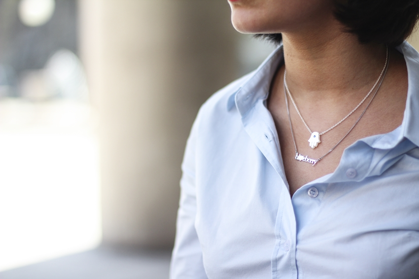 collar singularu monogram plata de ley blueberry blog