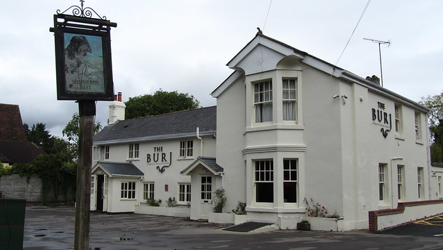 Former Shepherds Rest pub, now a curry house