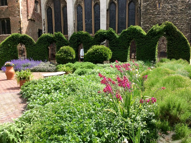 Lambeth Palace Garden