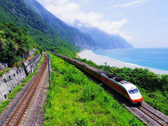 鐵道之海岸風情