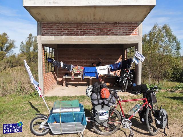 Por las Rutas del Mundo en Bici - Entre Rios