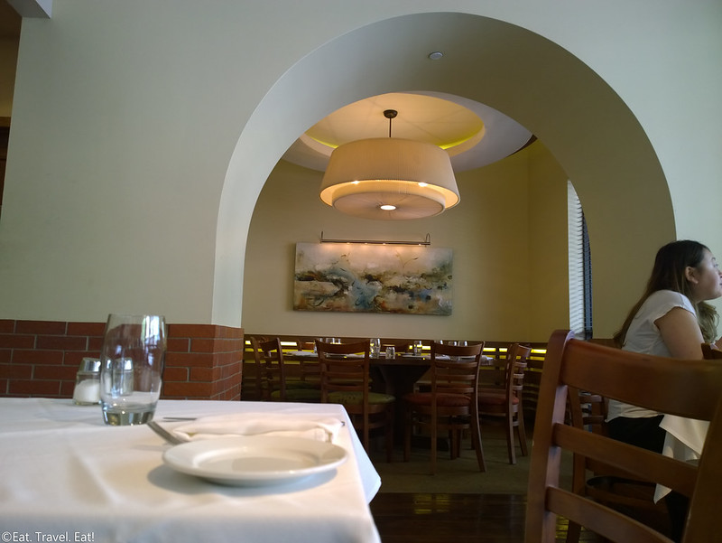 Trattoria Amici (The Americana At Brand)- Glendale, CA: Interior