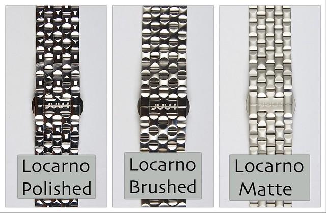 Locarno Metal Finishes