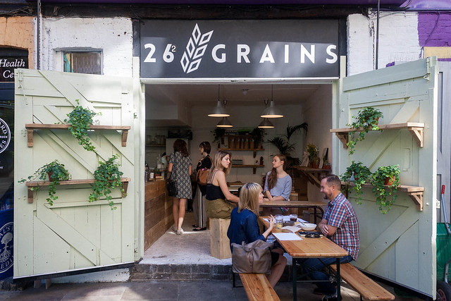 26 Grains, London