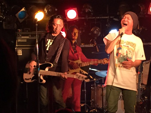 John Entwistle tribute concert at ShowBoat, Tokyo, 29 Jun 2015. 3307