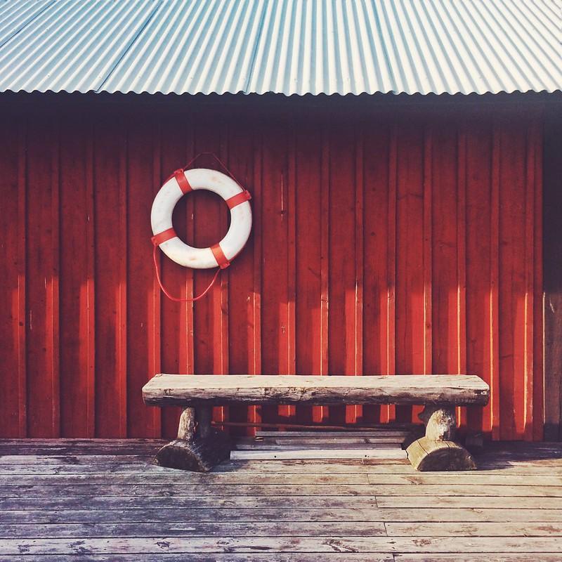 båthus