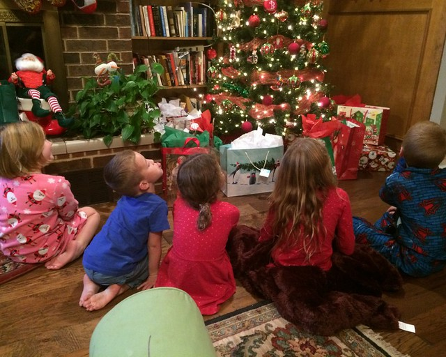 School Christmas Party's and Kiki's 201428