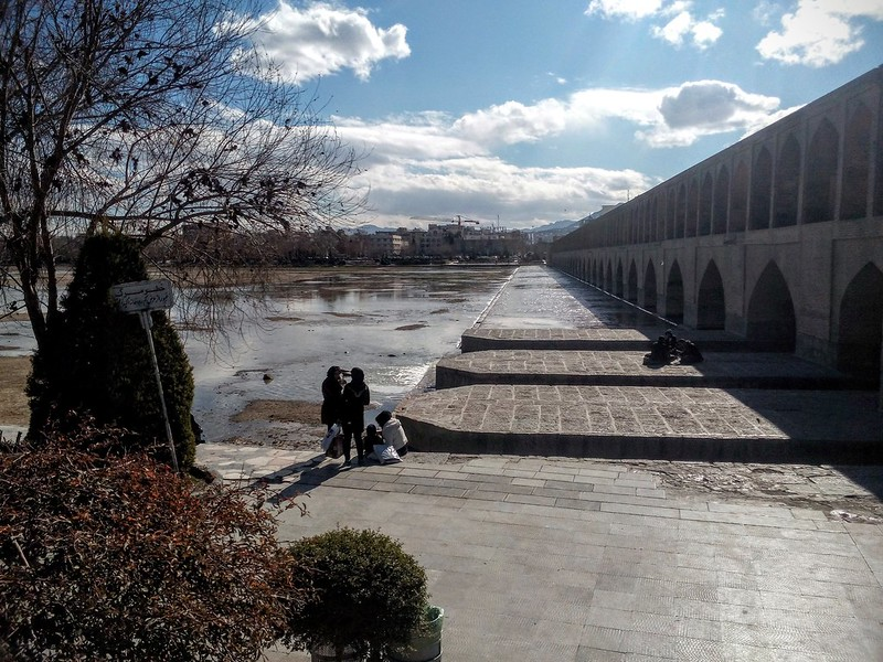 Мост Си-о-Се Поль