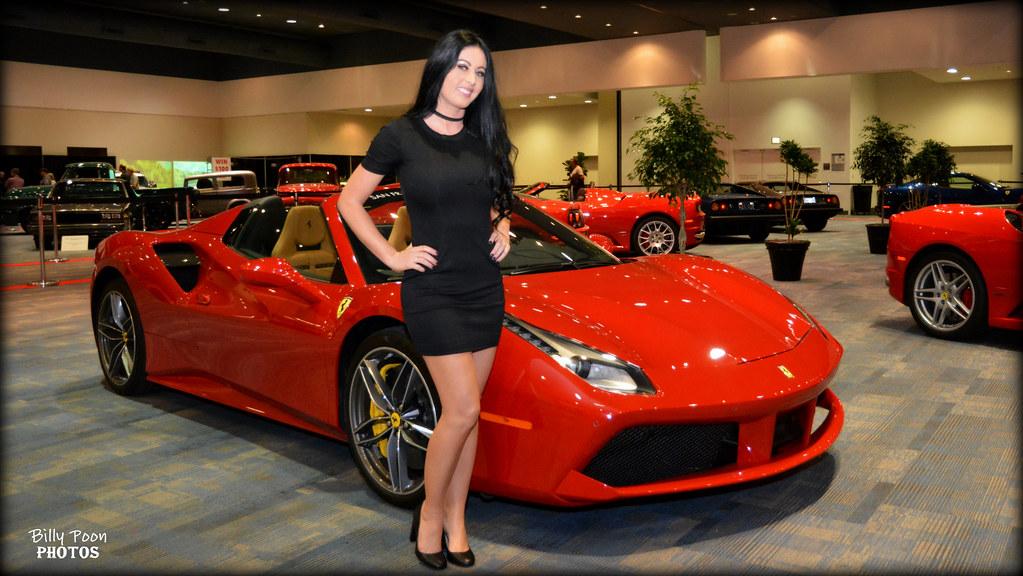 Ferrari Spider San Francisco Auto Show Sherelle W Flickr - Moscone car show