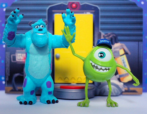 Sulley & Mike