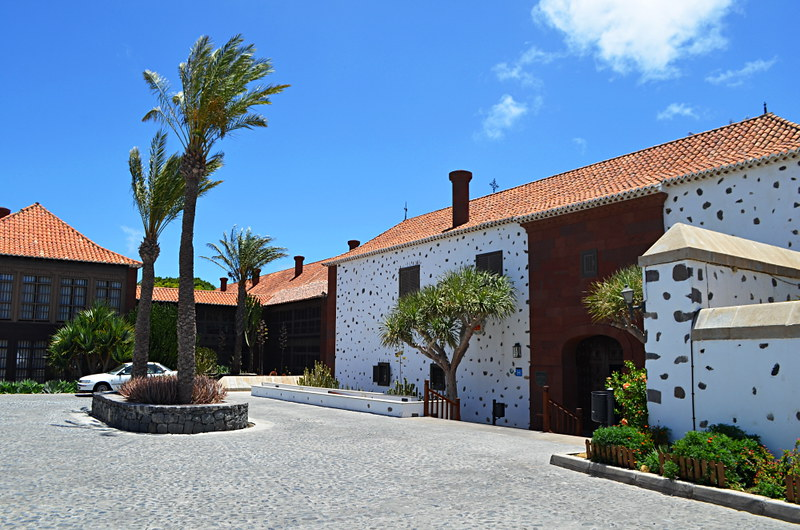 Parador, La Gomera, Canary Islands